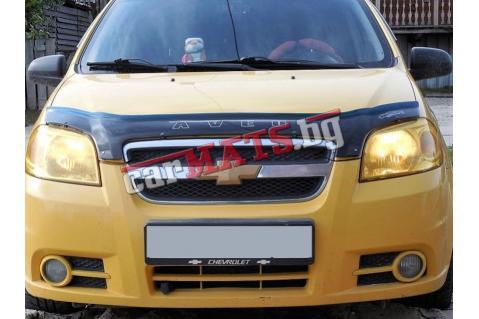 Дефлектор за преден капак Vip Tuning за Chevrolet Aveo (2006+)