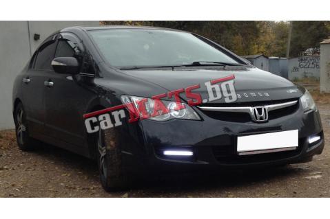 Дефлектор за преден капак Vip Tuning за Honda Civic (2006-2011) - Седан