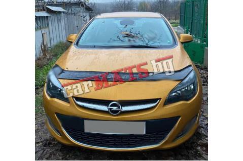 Дефлектор за преден капак Vip Tuning за Opel Astra J (2009-2015)