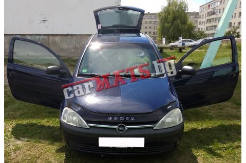 Дефлектор за преден капак Vip Tuning за Opel Corsa C (2000-2006)
