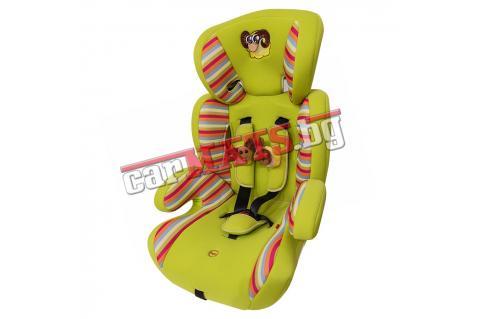 Детско столче за кола Petex Junior - Comfort Муфлон