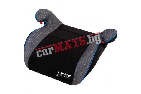 Детско столче за кола Petex Junior - Moritz - черен цвят