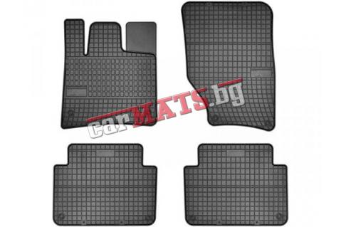 Гумени стелки Frogum за Audi Q7 (2006-2014)