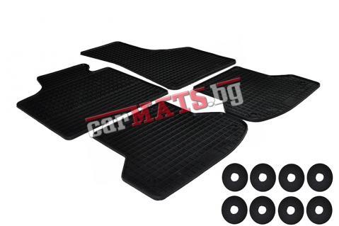 Гумени стелки Petex за Audi A3 8P (2003-2012)