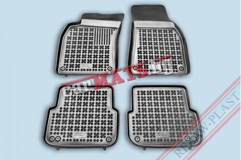 Гумени стелки Rezaw-Plast за Audi A6 C6 (2004-2011) - тип леген