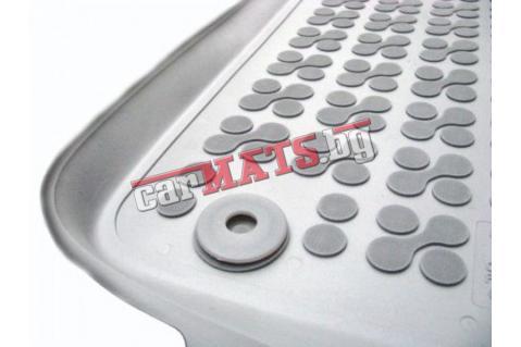 Гумени стелки Rezaw-Plast за BMW 3 Серия E46 (1998-2007) - тип леген - Сиви