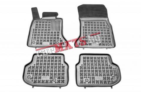 Гумени стелки Rezaw-Plast за BMW 5 Серия F10 (2010+) - тип леген