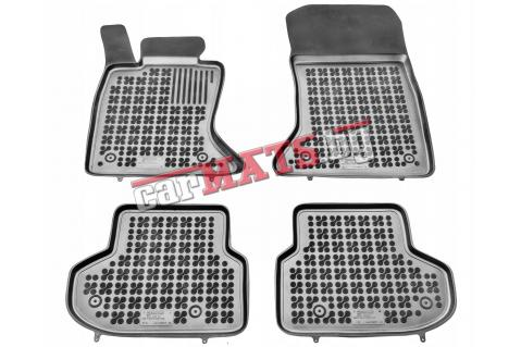 Гумени стелки Rezaw-Plast за BMW 5 Серия F10/ F11 (2013+) - тип леген