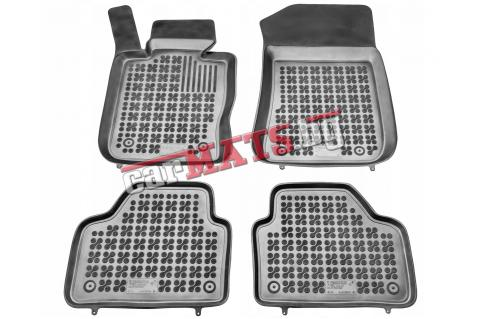 Гумени стелки Rezaw-Plast за BMW X1 E84 (2009-2015) - тип леген