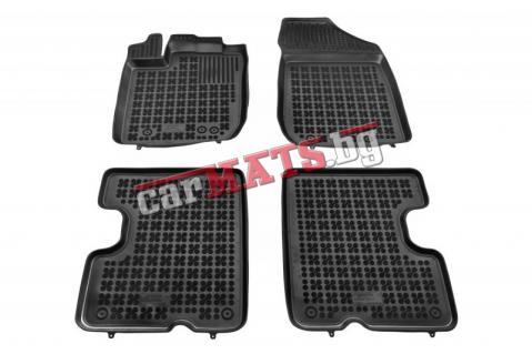 Гумени стелки Rezaw-Plast за Dacia Duster (2013+) - тип леген