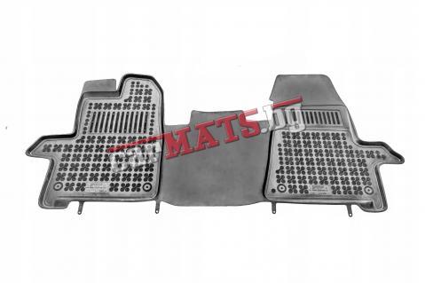 Гумени стелки Rezaw-Plast за Ford Transit Custom (2013+) - 2 места - тип леген