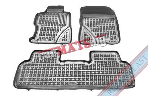 Гумени стелки Rezaw-Plast за Honda Civic Седан / Хибрид (2006-2011) - тип леген