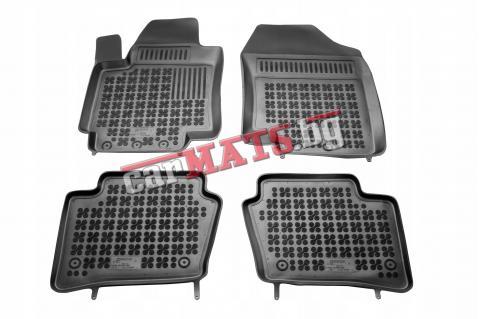Гумени стелки Rezaw-Plast за Hyundai i20 (2008-2014) - тип леген