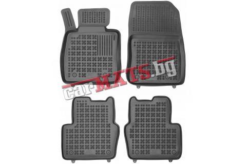 Гумени стелки Rezaw-Plast за Mazda 2 (2014+) - тип леген