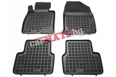 Гумени стелки Rezaw-Plast за Mazda 3 (2013+) - тип леген - Седан - Хечбек