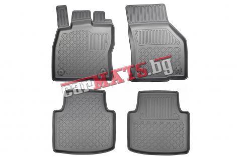 Гумени стелки Rezaw-Plast за Mercedes GLK X204 (2009+) - тип леген