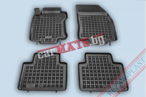 Гумени стелки Rezaw-Plast за Nissan X-Trail T32 (2013+) - тип леген