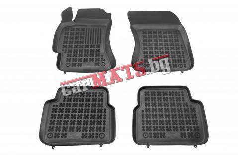 Гумени стелки Rezaw-Plast за Subaru Forester 3 (2008-2013) - тип леген