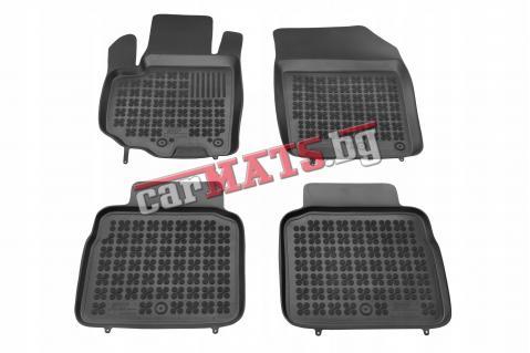 Гумени стелки Rezaw-Plast за Suzuki Sx4 S-Cross (2013+) - тип леген
