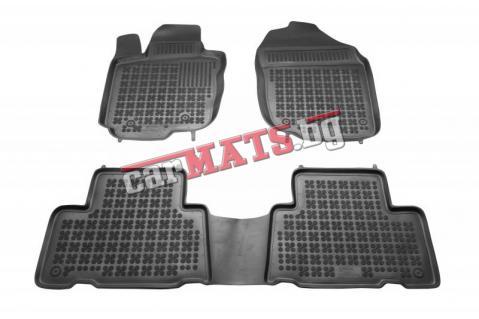 Гумени стелки Rezaw-Plast за Toyota Rav 4 (2006-2012) - тип леген