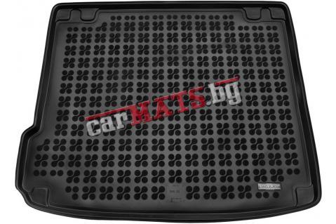 Стелка за багажник Rezaw-Plast за BMW X6 E71 (2008-2014) - Гума