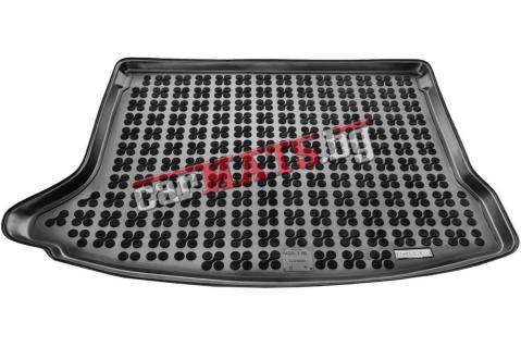 Стелка за багажник Rezaw-Plast за Mazda 3 (2013+) - Хечбек - Гума