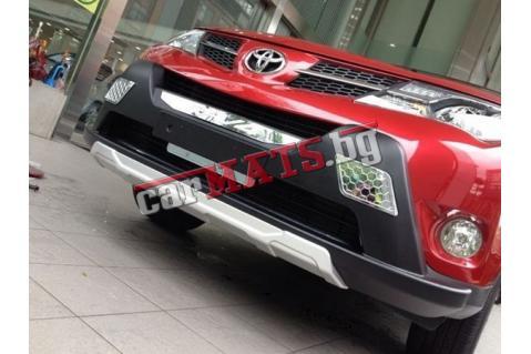 Преден ролбар за Toyota Rav 4 (2013+)