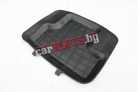 Универсални гумени стелки Petex - Тип леген - задни