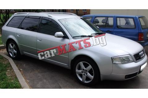 Ветробрани HEKO за Audi A6 C5 (1997-2004) - SW