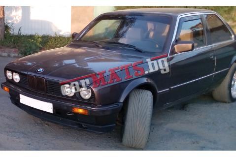 Ветробрани HEKO за BMW 3 Серия E30 (1983-1994) - 3D - Coupe