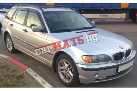 Ветробрани HEKO за BMW 3 Серия E46 (1998-2006) - SW