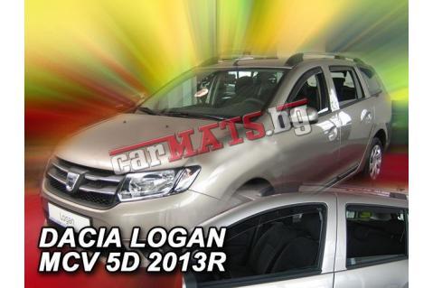 Ветробрани HEKO за Dacia Logan MCV (2013+)