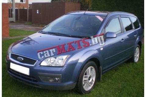 Ветробрани HEKO за Ford Focus (2004-2011) - Комби и Седан