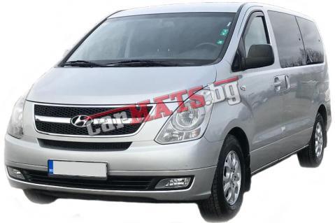 Ветробрани HEKO за Hyundai H1 (2008+) - Предни