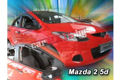 Ветробрани HEKO за Mazda 2 (2009-2014)