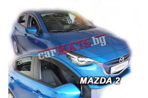 Ветробрани HEKO за Mazda 2 (2015+)