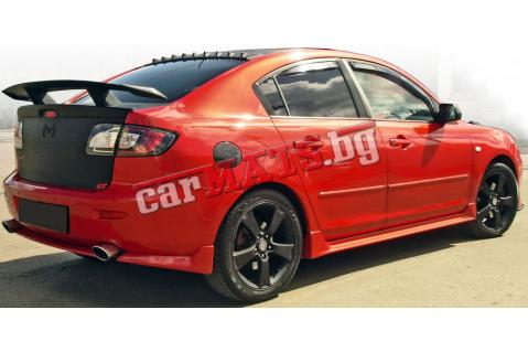 Ветробрани HEKO за Mazda 3 (2003-2009) - Седан