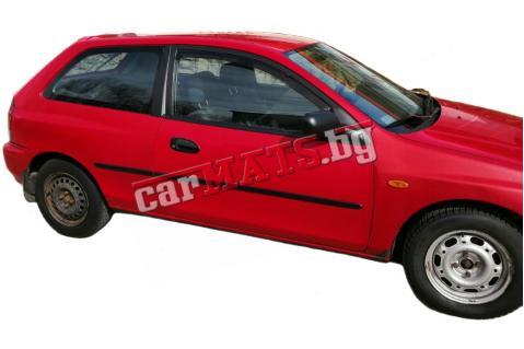 Ветробрани HEKO за Mazda 323 (1994-1998) - 3D