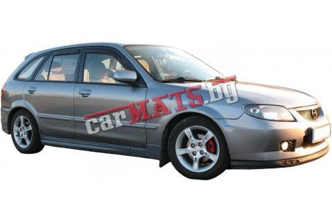 Ветробрани HEKO за Mazda 323 (1998-2003)