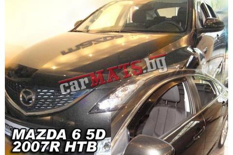 Ветробрани HEKO за Mazda 6 (2007-2012) - Седан / HB
