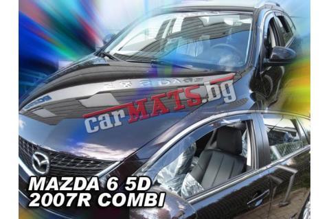 Ветробрани HEKO за Mazda 6 (2007-2013) - SW