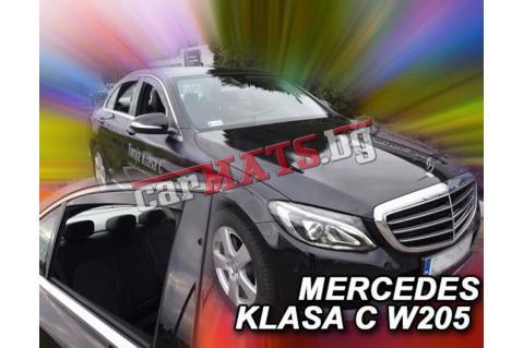 Ветробрани HEKO за Mercedes C-Class W205 - Седан