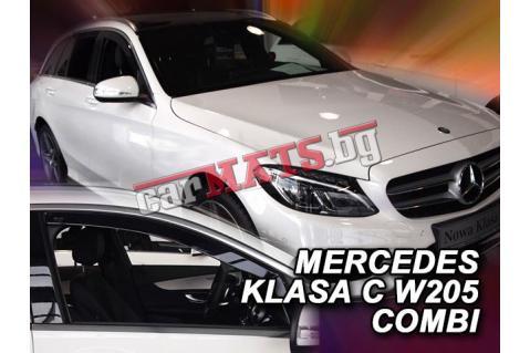 Ветробрани HEKO за Mercedes C-Class W205 - SW