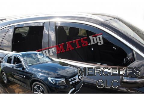 Ветробрани HEKO за Mercedes GLC X253