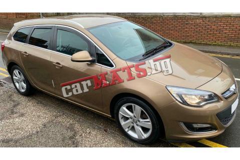 Ветробрани HEKO за Opel Astra J (2009-2015) - SW