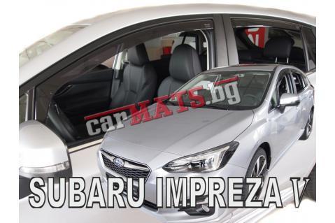 Ветробрани HEKO за Subaru Impreza (2017+)