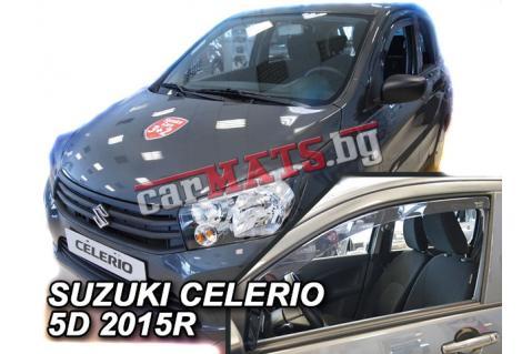Ветробрани HEKO за Suzuki Celerio (2015+) 5D
