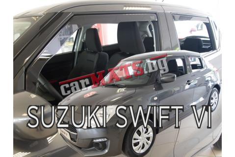 Ветробрани HEKO за Suzuki Swift (2017+) - 5D