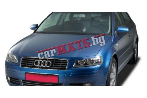 Вежди за фарове за Audi A3 8P (2003-2008) - Германия