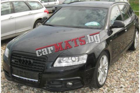 Вежди за фарове за Audi A6 C6 (2004-2011) - Германия